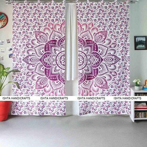 Dance of Hope - Shoora Mandala Curtain