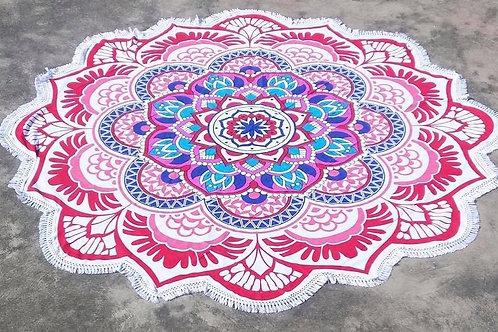 Lotus Roundies - Pink