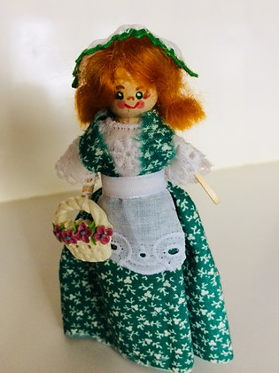 Irish Molly Doll