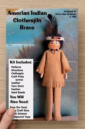 Indian Brave Kit