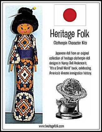 Japanese Doll Kit
