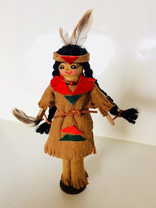 Sacajawea Doll