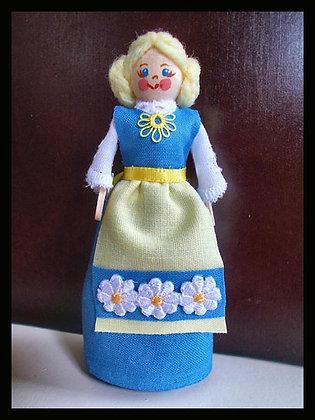 Swedish Miss Doll