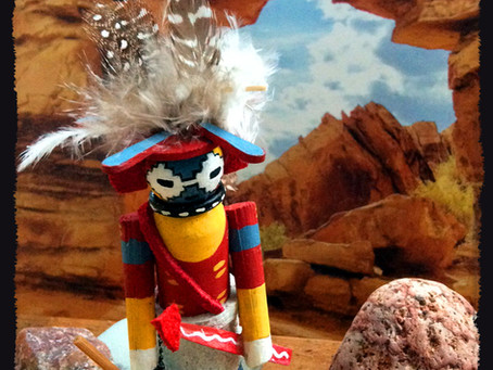 The Clothespin Kachinas are Back!