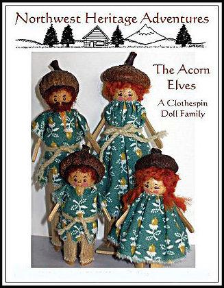 Acorn Elves Family Kit