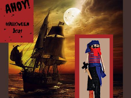 Ahoy Halloween 2021!