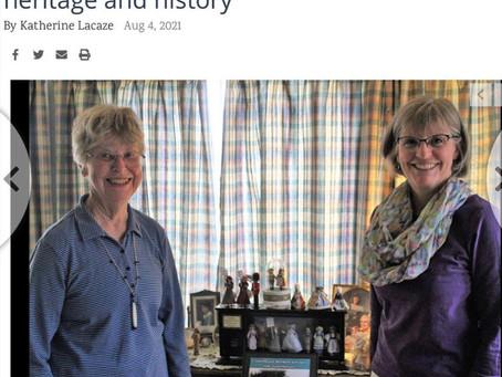 Heritage Folk in the News!