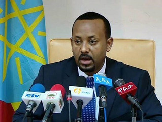 Ethiopian PM breaks silence over Oromo region violence that claimed at least 67 lives