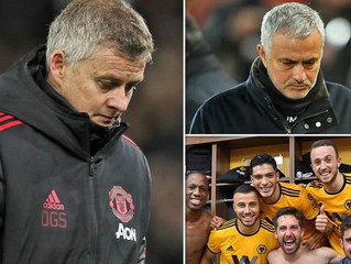 Man Utd boss Ole Gunnar Solskjaer used Jose Mourinho insult on players after Wolves defeat