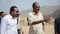 Ethiopian PM Abiy Ahmed arrived in Eritrea for a two-days working visit