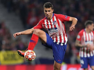 Rodri: Manchester City pay £62.8m release clause for Atletico Madrid's Spain midfielder