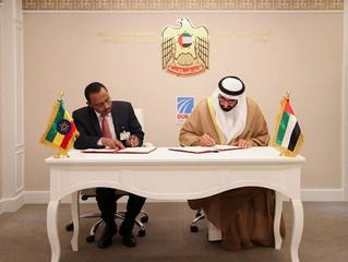 Ethiopia,United Arab Emirates reach military agreement
