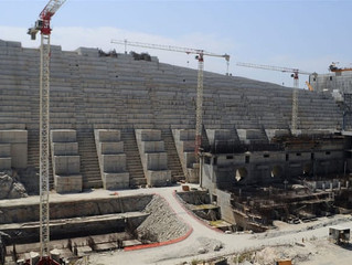 Will the largest dam in Africa ever be completed?