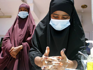 Somalia's Covid-19 cases drop as 22 new infections recorded