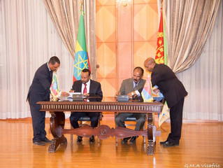 PM Abiy's leadership pulling Ethiopia, East Africa out of political stress