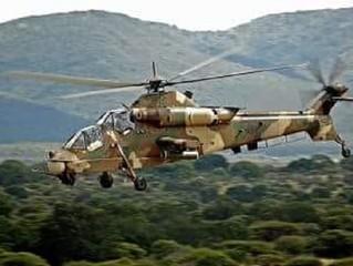 Military helicopter crashed in Eastern Shoa, Ethiopia, kills 18