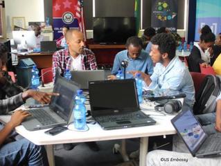 "NEWS: HACKATHON WORKSHOP ON ""ELECTION"" CHALLENGE IN ETHIOPIA"
