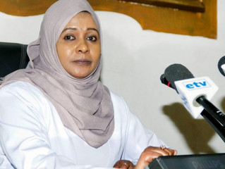 Ethiopian House of Federation Speaker announced her resignation