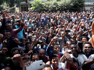 Protests in Ethiopia's Oromia Region Call Security into Question