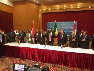 Ethiopia, Sudan and Egypt agree to send concerns to consulting firm