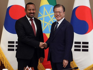 Ethiopia, South Korea agreed to establish the Ministerial Joint Committee