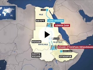 Tension on the Nile: Could Egypt and Ethiopia really go to war over water?
