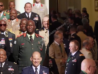ETHIOPIA HOSTS LARGEST EVER GATHERING OF MILITARY LEADERS IN AFRICA,TOP US GENERAL BOASTS US-AFRICA