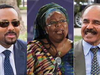 Eritrea – Ethiopia hailed by Nobel laureate on 2018 World Peace day