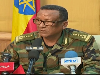 Ethiopia arresting high ranking military officers behind last week anarchy