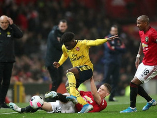 Manchester United 1-1 Arsenal: Premier League player ratings