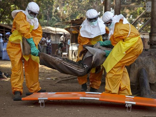 DRC: Fresh Ebola outbreak kills two in Equateur Province