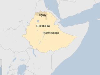 Ethiopia explosion: 'Abandoned' bomb kills three in Addis Ababa