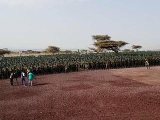 Oromo region security continues to swell,thousands of special forces added