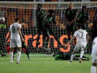 Mahrez's Last gasp free kick Sends Algeria to Afcon Final