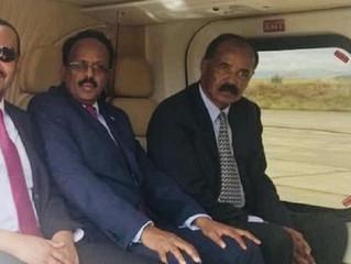 Somali MPs aim to impeach president over Ethiopia, Eritrea 'deals'