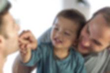 同性愛者と息子とのカップル