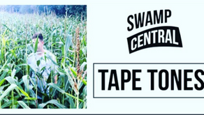 Swamp Central - Tape Tones Performance - May 2017