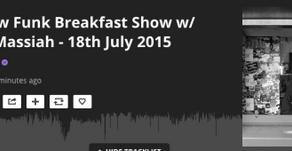 NTS Radio - The New Funk Breakfast Show w/ James Massiah - July 2015