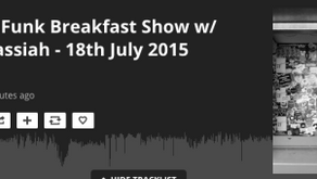 NTS Radio - The New Funk Breakfast Show w/ James Massiah - July 2015