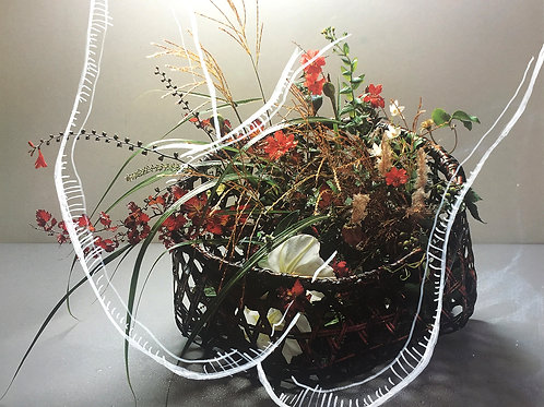 Flowering Basket