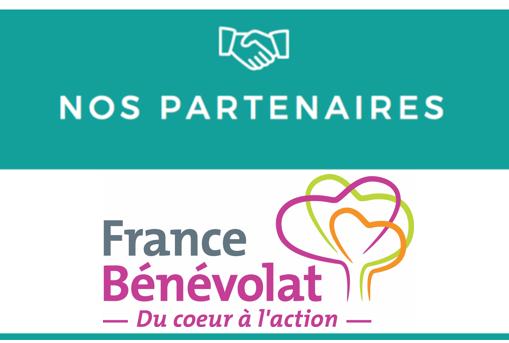 A nos côtés : Découvrez France Bénévolat