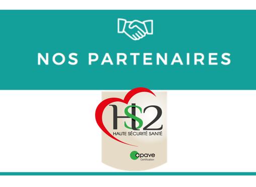A nos côtés : Découvrez APAVE Certification Label HS2