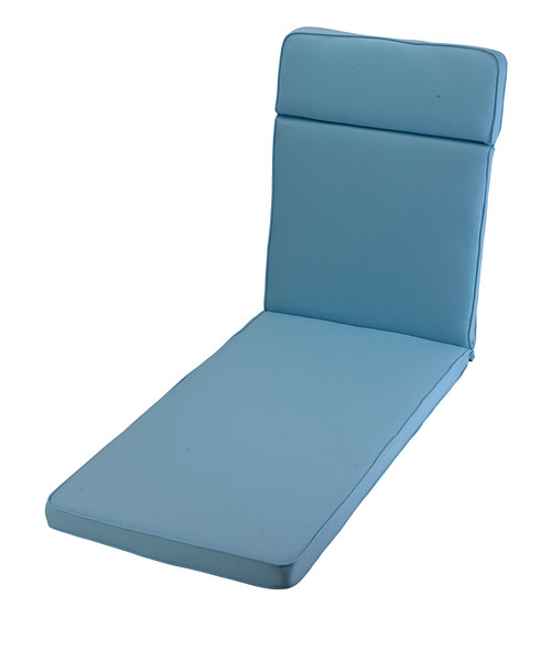 SUN LOUNGER BLUE 5-L