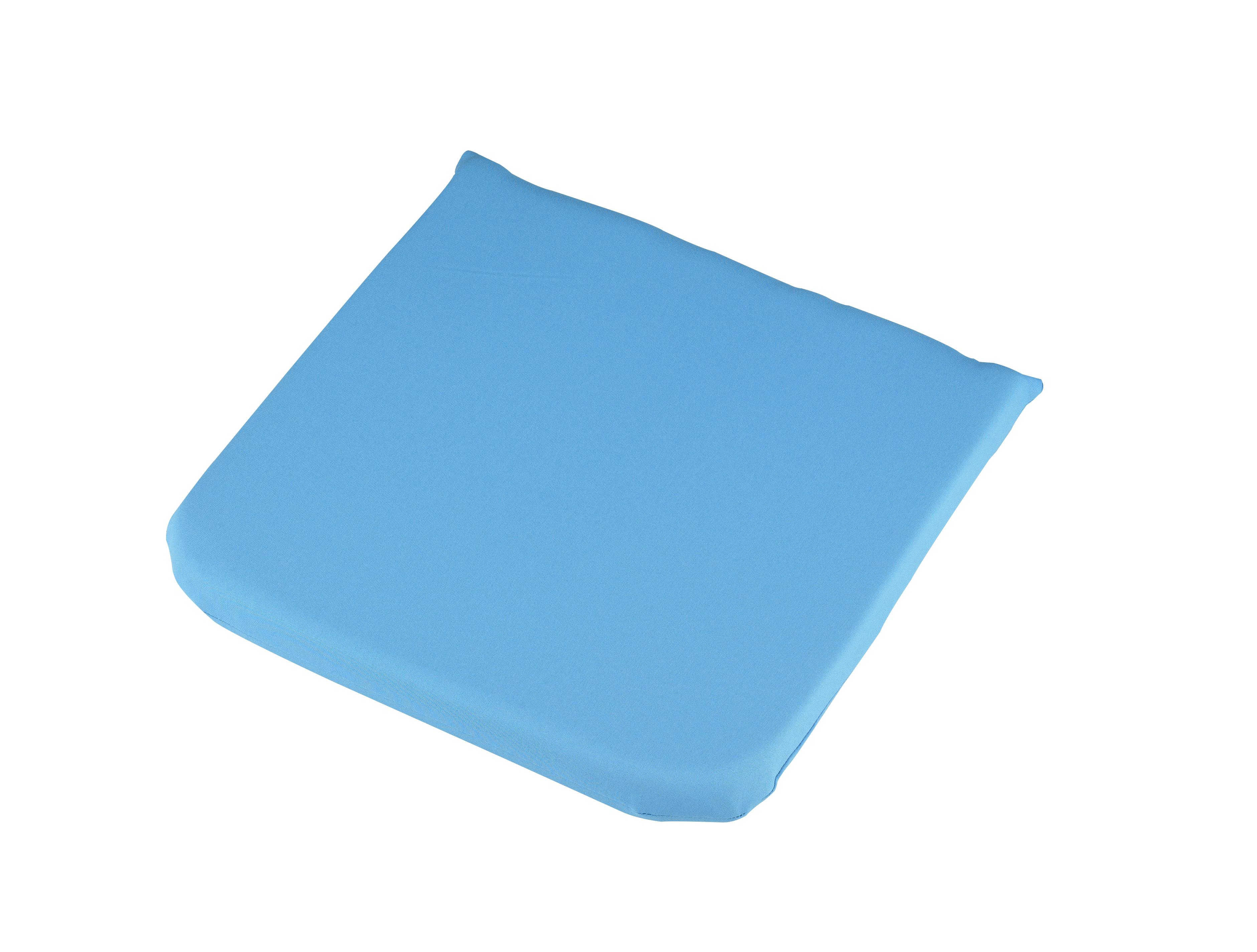 GL1072 SQUARE CUSH TURQUOISE BLUE