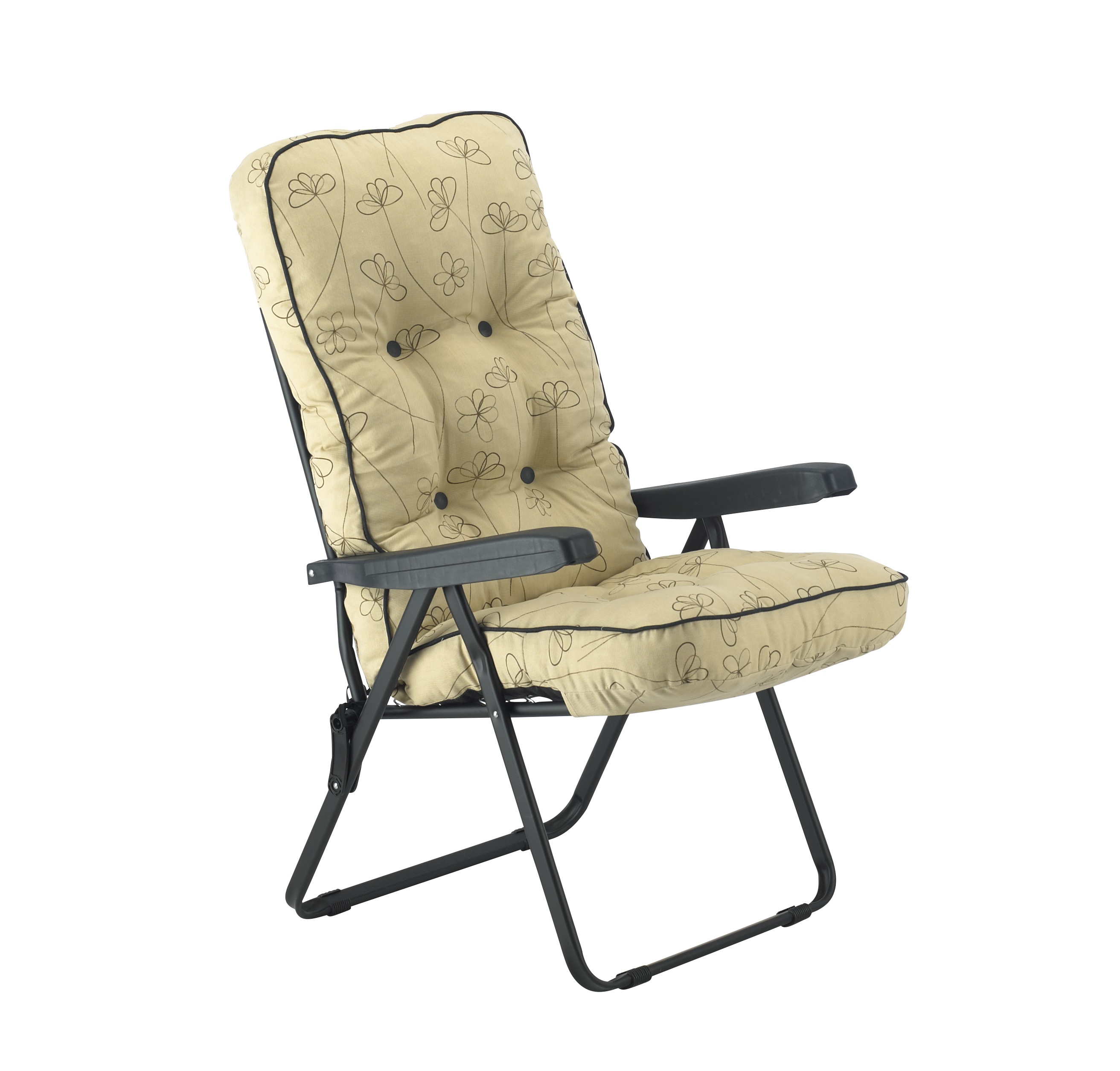 GL1037 NANCY NOIR RECLINER