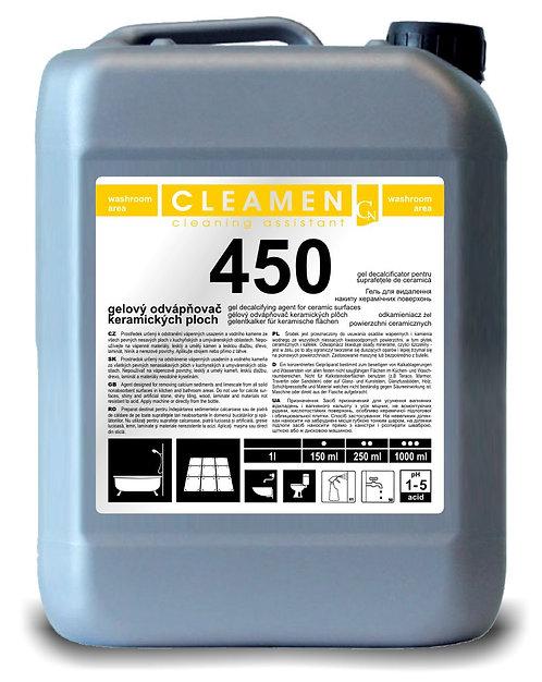 CLEAMEN 450 ODVÁPŇOVAČ PLÔCH