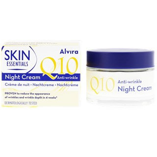 Alvira nočný krém Q10