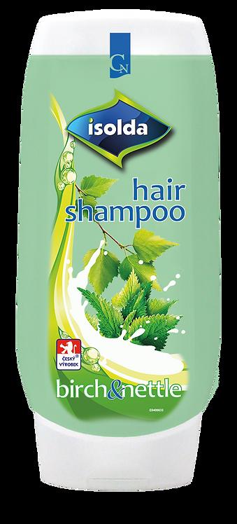 Isolda vlasový šampón - BREZA & ŽiHLAVA