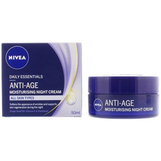 Nivea Night Cream Daily Essentials