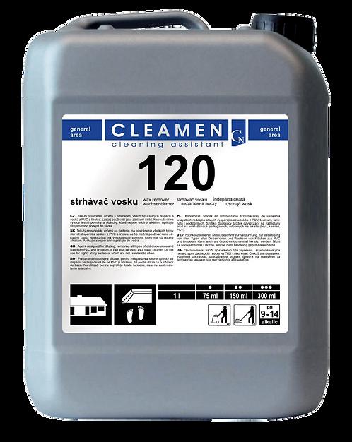 CLEAMEN 120 ZÁKLADNÝ ČISTIČ